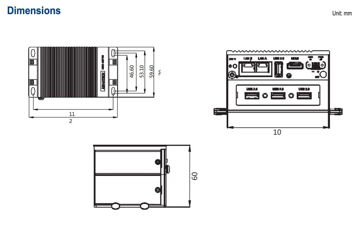 SRP-FPV240-01 - abmessungen
